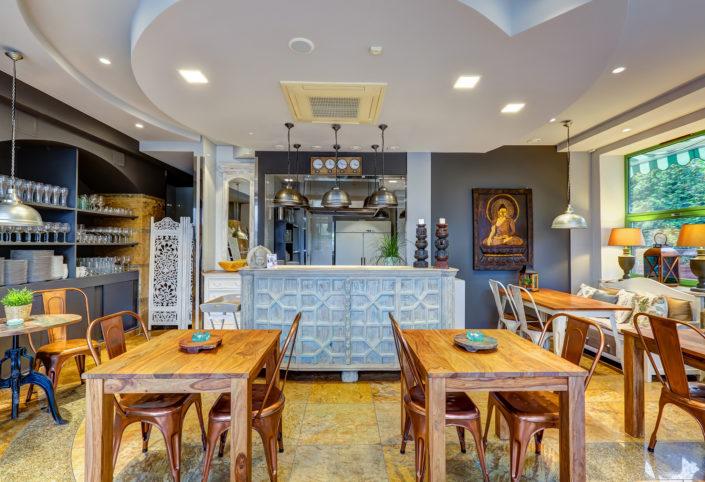 Restauracja indyjska Buddha Janki